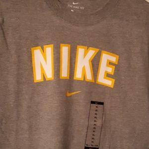 Sold nwt Boys Nike shirt